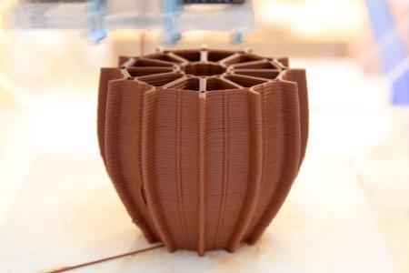 Keramikobjekt von Unfold