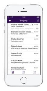 Eine für alles: Yahoo bündelt E-Mail, Nachrichten, Sport und Wetter in einer App