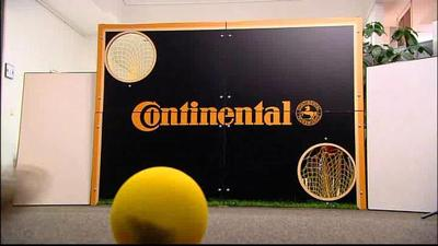 Kick it with Continental