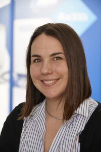 Josie Harries, Ink Development Manager bei Domino Printing Sciences