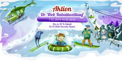 Doctor Web mit Olympia-Special