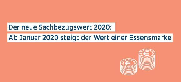 Neuer Sachbezugswert 2020