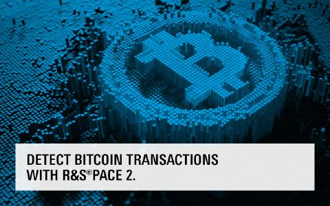 Rohde & Schwarz Cybersecurity's Deep Packet Inspection Software Now Detects Bitcoin Transactions in Network Traffic