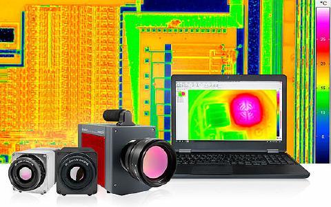 Online-Event - Mikrothermografie: Berührungslose Temperaturmessung im Mikrometerbereich