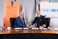 Foundation stone laid for major ammunition contract: Rheinmetall to serve as the Dutch armed forces' chief supplier for another decade