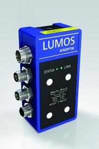 LUMOS Laser Distance Distanz Sensor 100x150