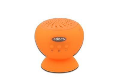 Der Sticky Speaker lässt sich einfach über die Funktionstasten bedienen