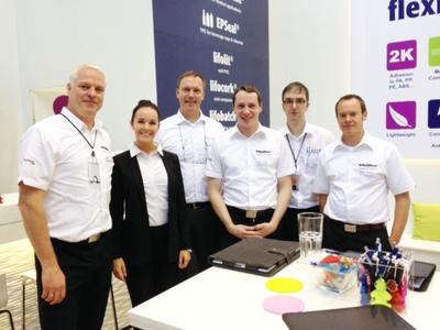 Interpret GmbH   Messehostess   Fakuma 2014