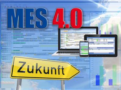 MES 4.0 unterstützt Industrie 4.0