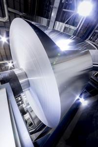 Fertig gewalzt und thermisch behandeltes Aluminium-Coil
