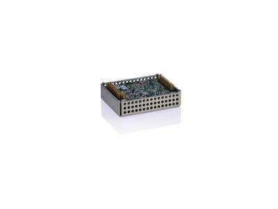 Steck- bzw. lötbarer einkanaliger Treiber für PIShift Piezoträgheitsantriebe