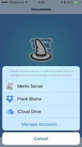 Merlin Project 4.2 rocks the Dropbox