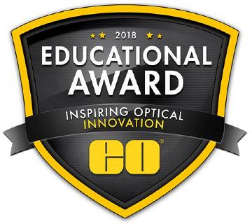 Edmund Optics® gibt Gewinner des Educational Awards 2018 bekannt