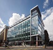 Manchester Bürogebäude