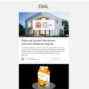 DIAL Newsletter Wissen was kommt