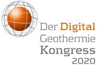Logo des Digital Geothermiekongress 2020