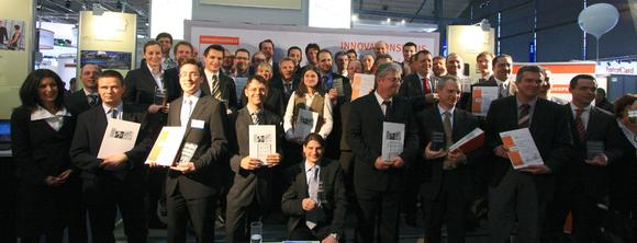 Alle Sieger des INNOVATIONSPREISES 2008