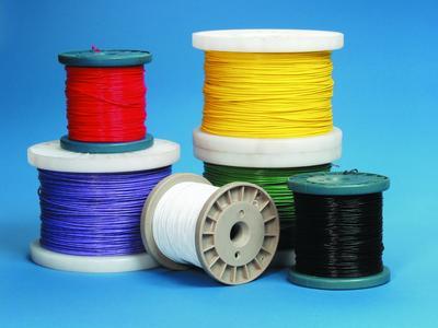 RoHS-konforme PTFE-isolierte Litzen und Kabel