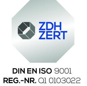 VZM ist berechtigt, dieses Siegel in der Außenkommunikation zu verwenden