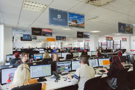 Das moderne multilinguale Kontaktzentrum von Ventrica