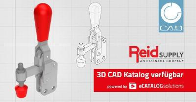 Reid Supply veröffentlicht Online Produktkatalog mit eCATALOGsolutions Technologie powered by CADENAS