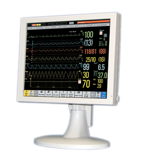 Canvys FlatMedic(TM)  - Displays with long-term availability, approved for use in a medical environment