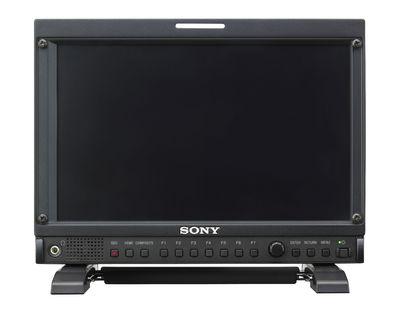 Sony erweitert das Portfolio an professionellen LCD-Monitoren um ein neues 9'' Display