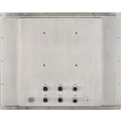Multi-Touch-Panel-PC SPC-515 mit Edelstahlgehäuse und Schutzart IP69K für Lebensmittel- & Pharmaindustrie