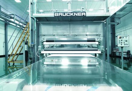 Brückner Film Stretching Line