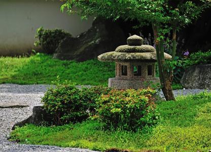 Die Fotografinnen und Fotografen sammelten zwei Jahre lang das Besondere des Alltäglichen und das Alltägliche des Besonderen - dieses Motiv stammt von Detlef Hamann und zeigt den japanischen Garten