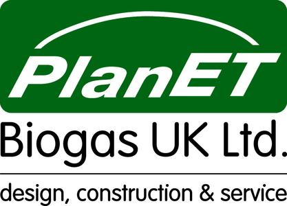 Logo PlanET Biogas UK Ltd.