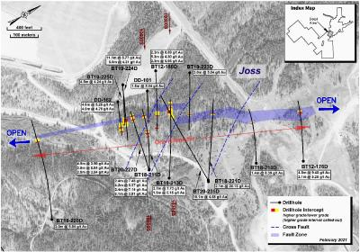 New High Grade Gold Potential at Beartrack-Arnett