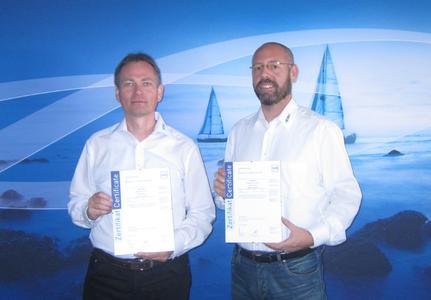 Stefan Koop und Claus Möhler von der Applied Security GmbH sind zugelassene Auditoren für VdS 3474