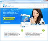 Screenshot Website TeamViewer (www.teamviewer.com)