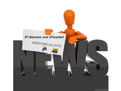 Heister Automobilgruppe setzt auf IT-Service von ITworks!