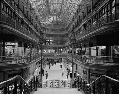 Das moderne Kaufhaus entstand in Paris