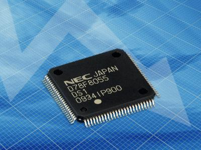 Four new 8-bit MCUs with integrated LCD controller simplify smart electricity meter designs