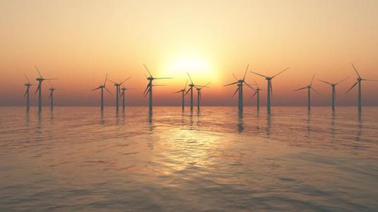 """""""ControlStar ROM Offshore Wind"""" ermöglicht den effizienten Betrieb von Offshore-Windparks."""