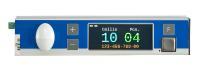 Das neue KBS-Zonendisplay PTF-ZCTRL2 mit Controller-Funktion