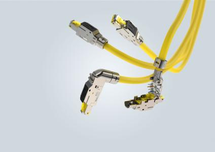 The RJ Industrial® MultiFeature is a significantly enhanced version of the classic RJ45