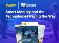 New eBook from Mouser and NXP Highlights Smart Transportation Solutions