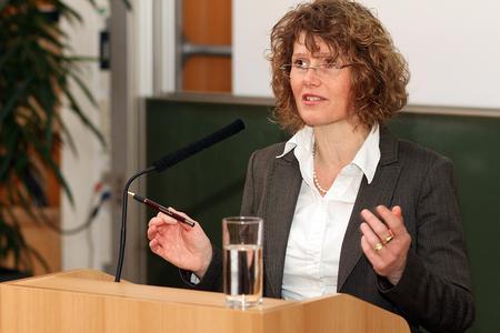 Eveline Lemke, Wirtschaftsministerin von Rheinland-Pfalz