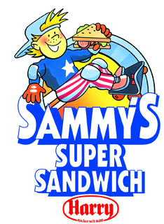 Sammy's Super Sandwich - Logo