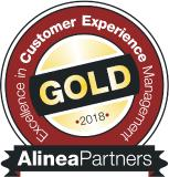 Auzeichnung Excellence in Customer Experience Management