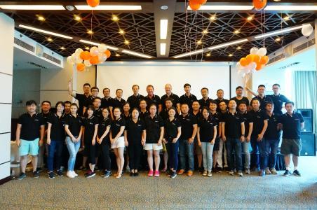 Westernacher China celebrates a decade of success
