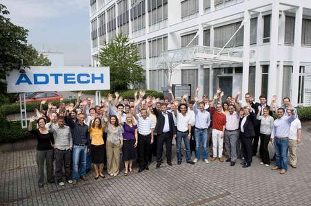 Das Gewinner-Team von ADTECH