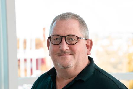 Christian Birkholz ist seit 25 Jahren im Außendienst der TORWEGGE GmbH & Co. KG beschäftigt und brennt immer noch für seinen Job. (Foto: TORWEGGE)
