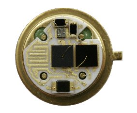 Pyroelectric detectors from InfraTec