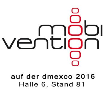 mobivention auf dmexco 2016