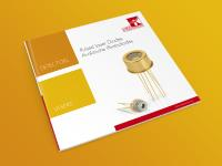 New Catalog for Pulsed Laser Diodes and Avalanche Photodiodes